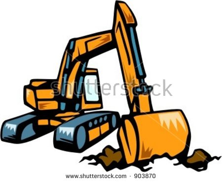 Earth Movers Stock Vectors, Images & Vector Art.