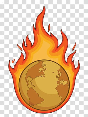Burning flame transparent background PNG cliparts free.