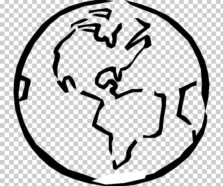Earth Globe Black And White PNG, Clipart, Area, Black, Black And.
