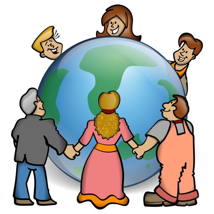 Free Earth and Globe Clipart.