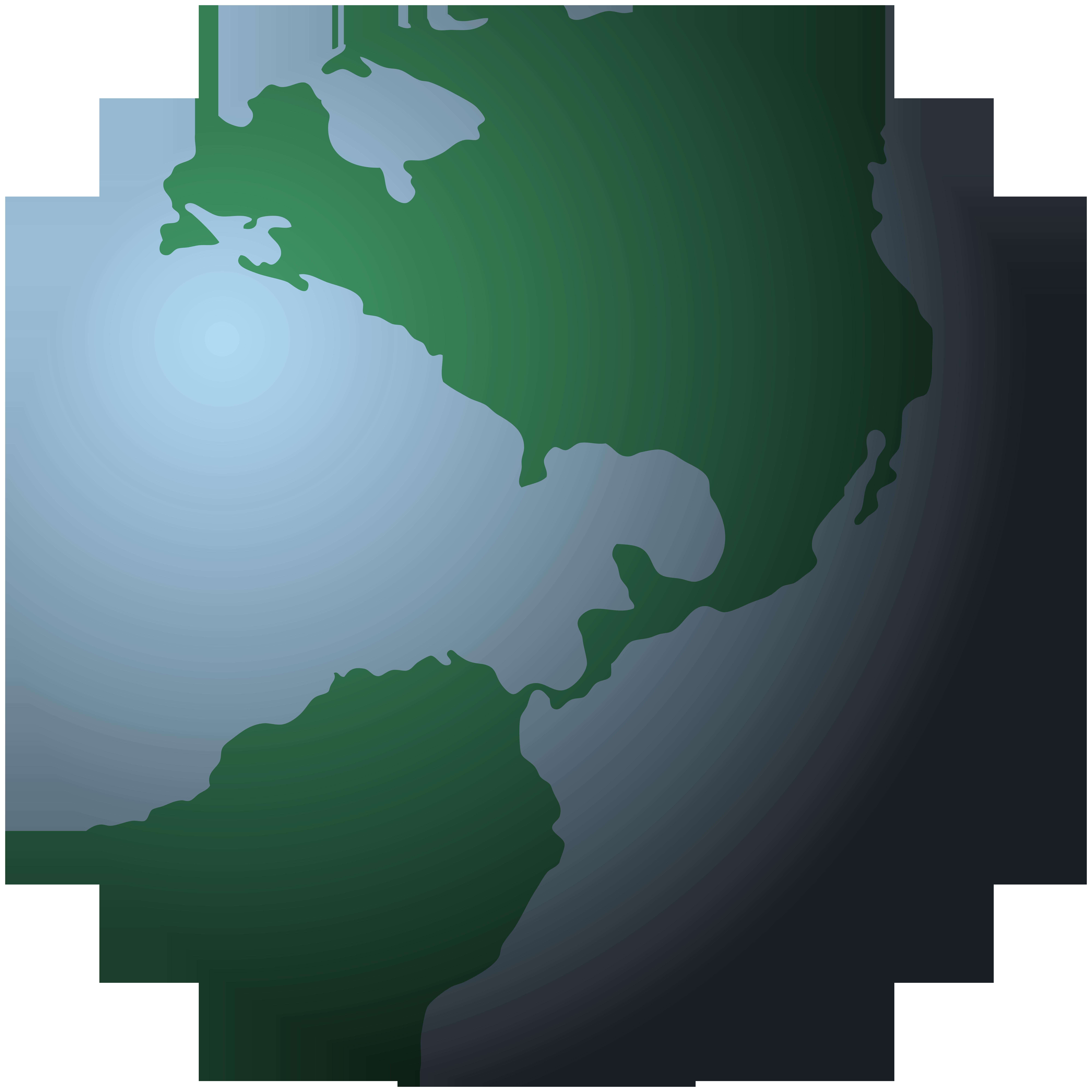Earth PNG Clip Art.