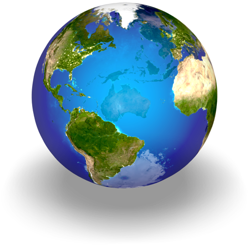 Download Earth Transparent PNG For Designing Purpose.