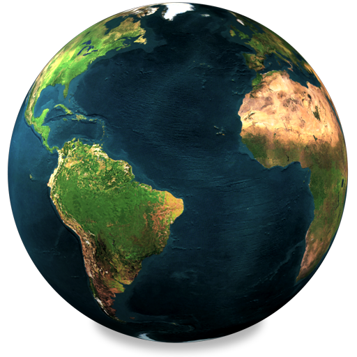 Earth PNG Transparent Images.