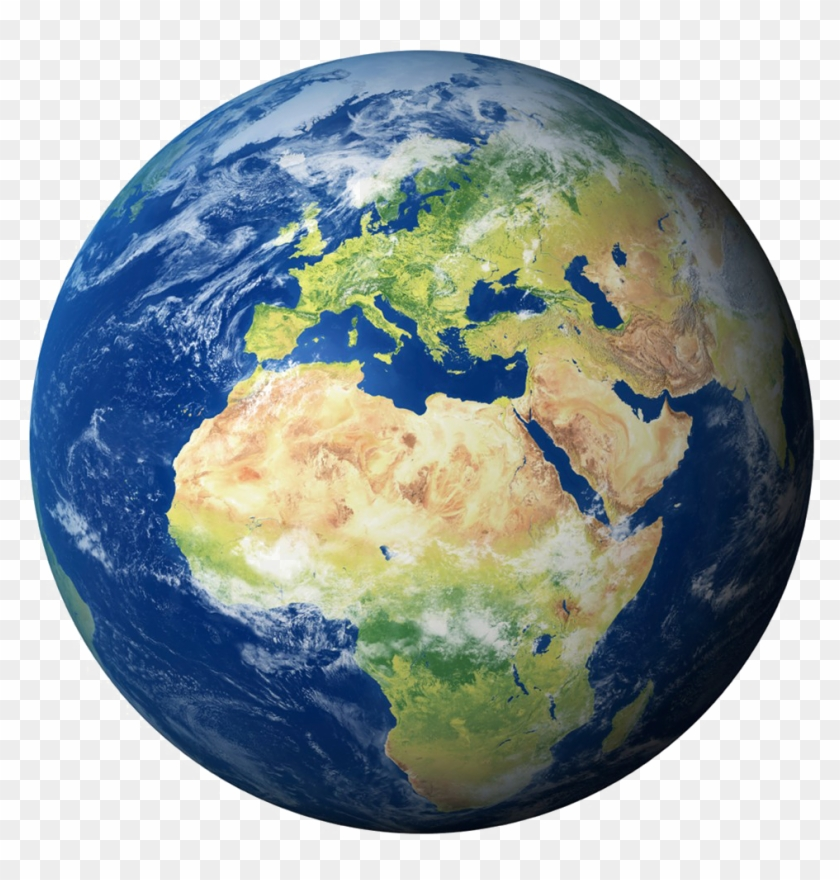 Planet Earth Free Png Image.