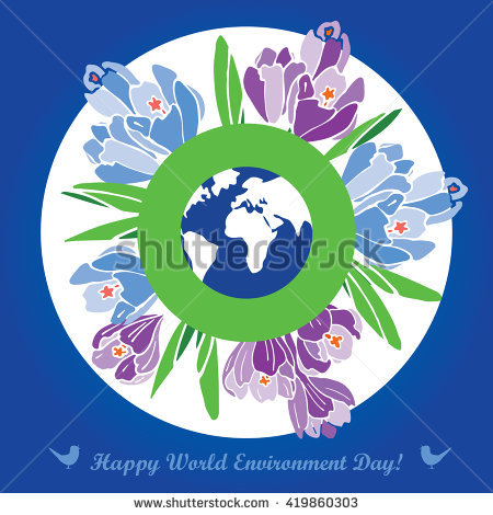 World Mother Earth Nature Day Stock Photos, Royalty.