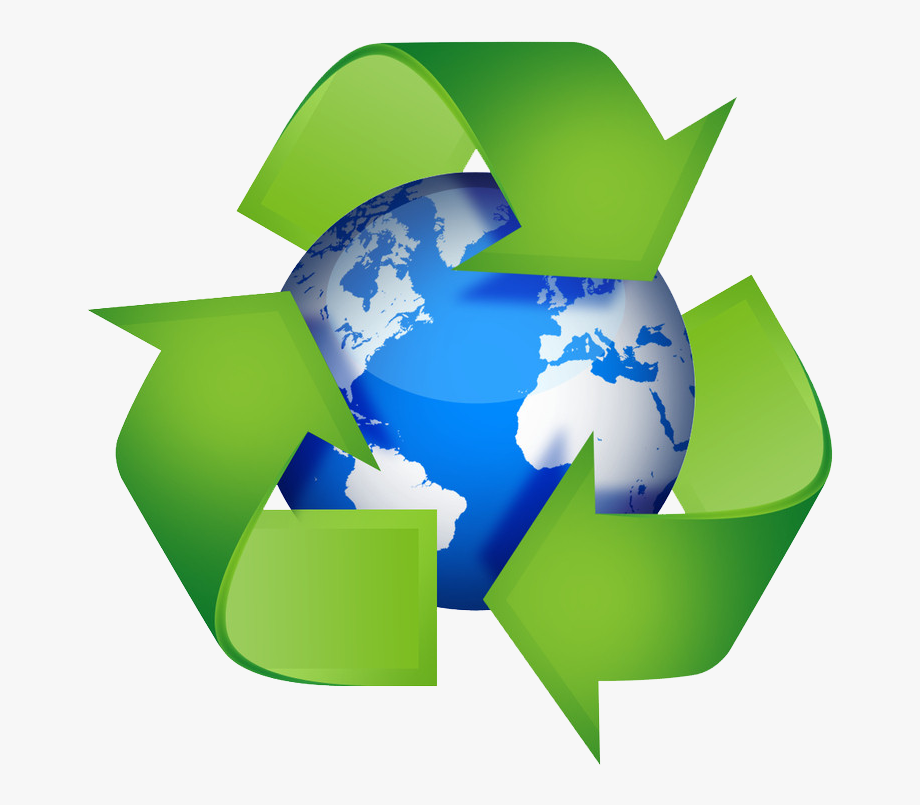 Earth Clip Recycling.