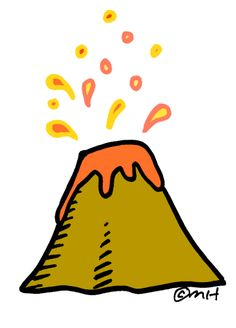 The Kennedy Korral Blog: Edible Volcano Project.