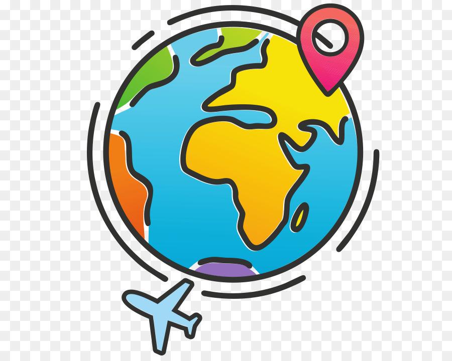 Earth symbol World Clip art.