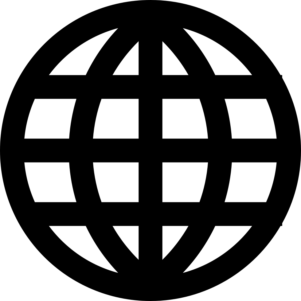 Planet Earth Grid Symbol Svg Png Icon Free Download (#32577.