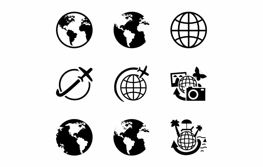 Earth Icons.