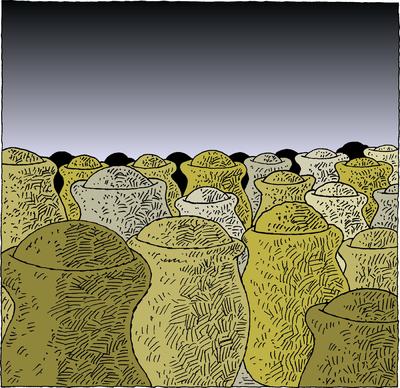Image: Earthen Vessels.