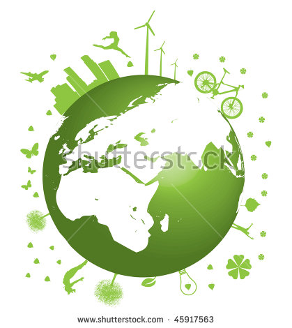 Round Earth Building Stock Photos, Royalty.