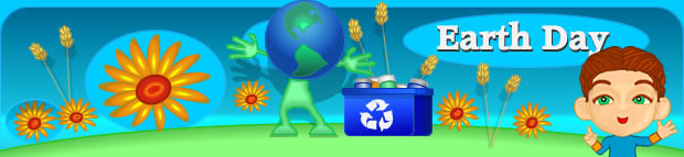 You're Invited To Celebrate Earth Day.