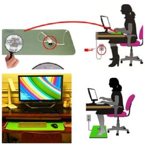 Earthing PC mat from U & I B2B marketplace portal & South Korea.