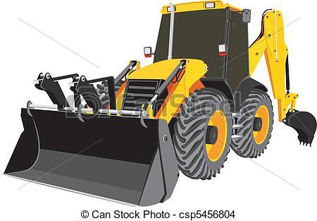 Earthmover Clipart Vector Graphics. 98 Earthmover EPS clip art.