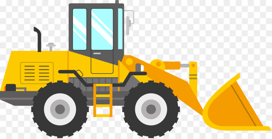 Backhoe clipart earthmoving equipment, Backhoe earthmoving.