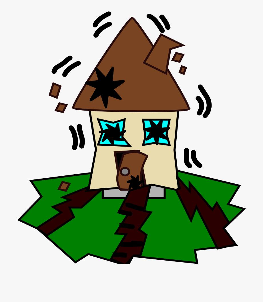 Earthquake Clipart.