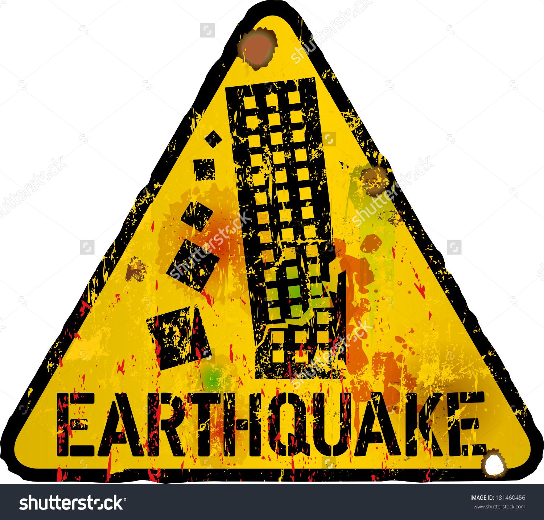 Earthquake Clipart Free.