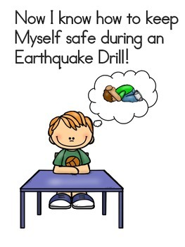 Social Story about Earthquake Drills.