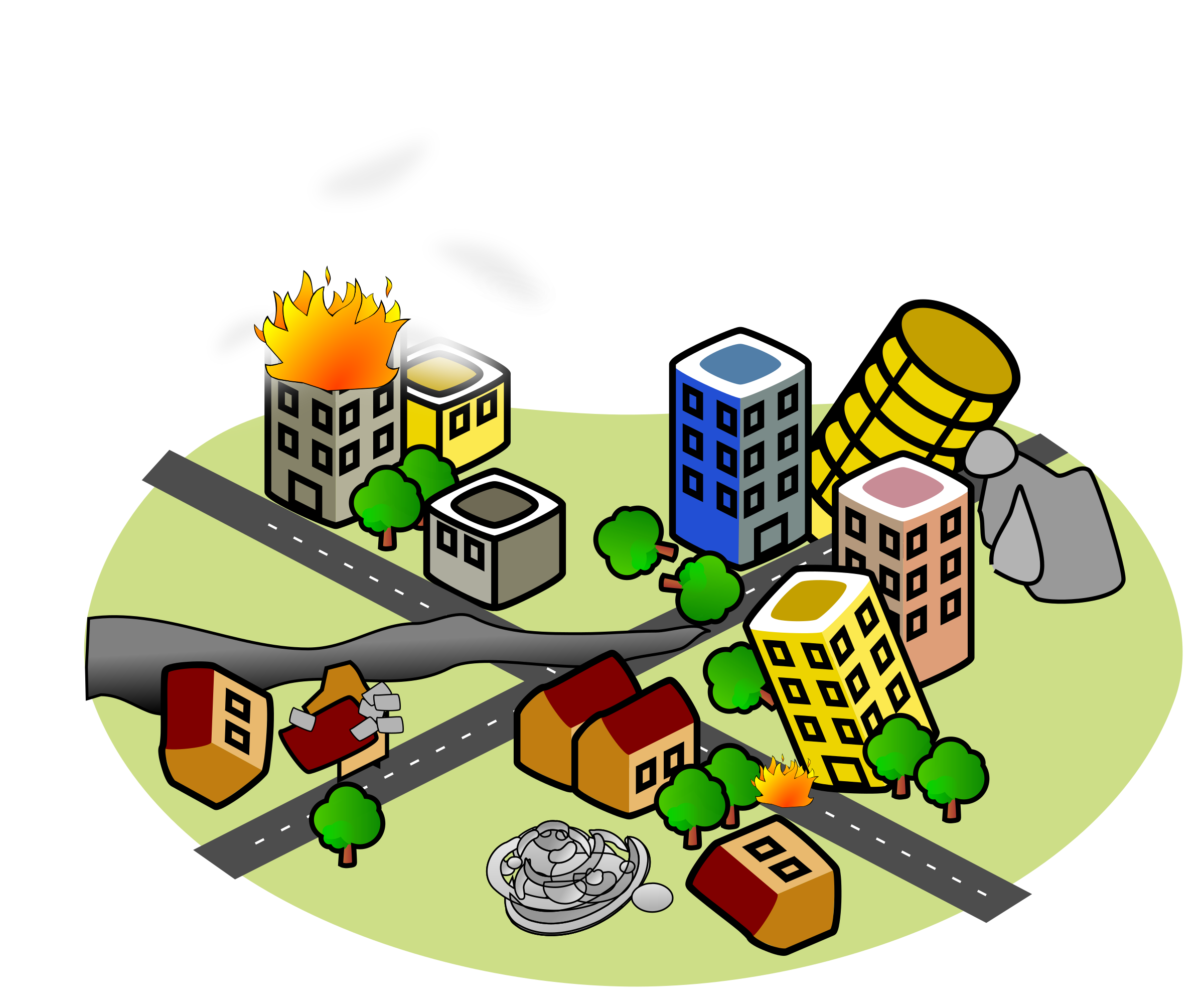 Earthquake Clipart Png.