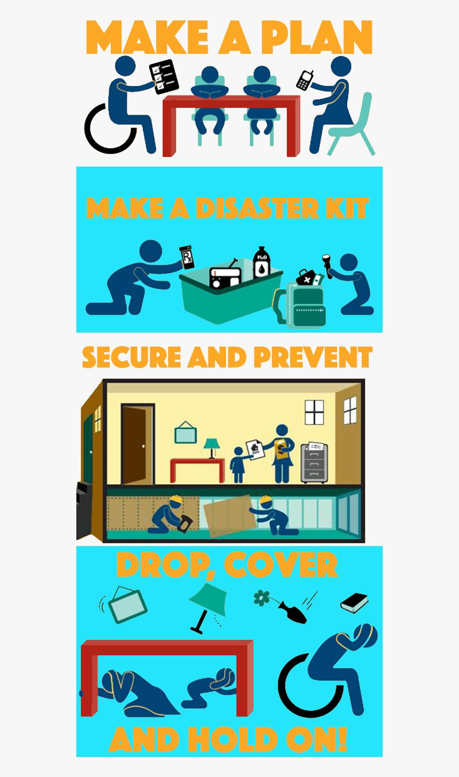 Earthquake Clipart Earthquake Safety.