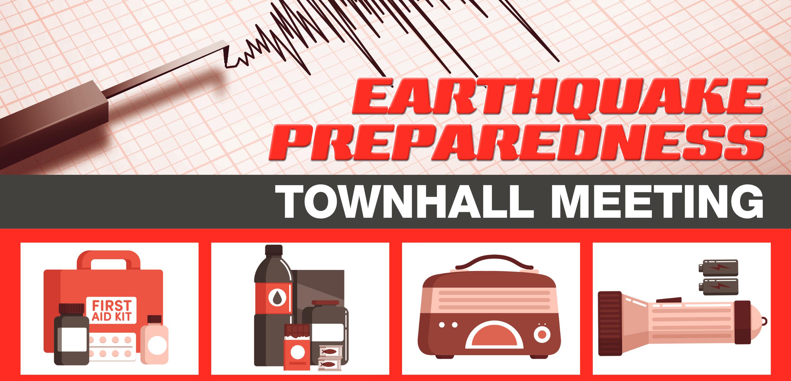 Earthquake clipart earthquake preparedness, Earthquake.