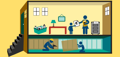 7 Steps to Earthquake Safety.