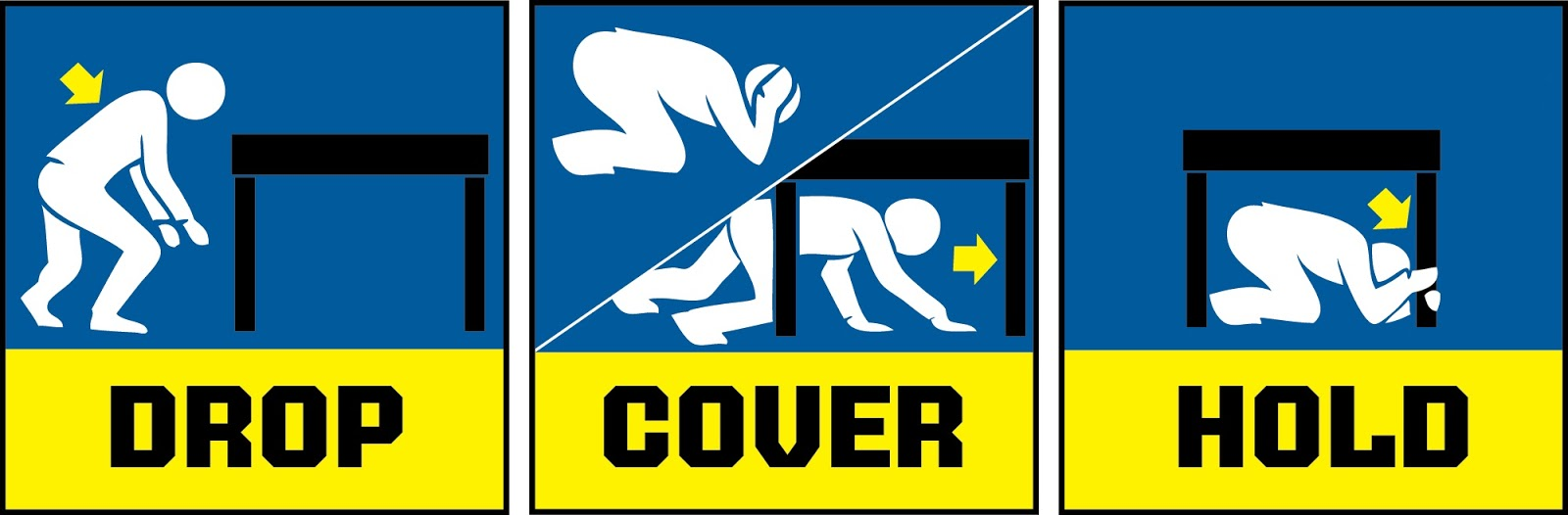 Earthquake safety clipart 1 » Clipart Station.