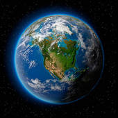 Earth Atmosphere Stock Illustrations.
