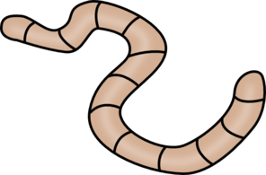 Earthworms clipart #6