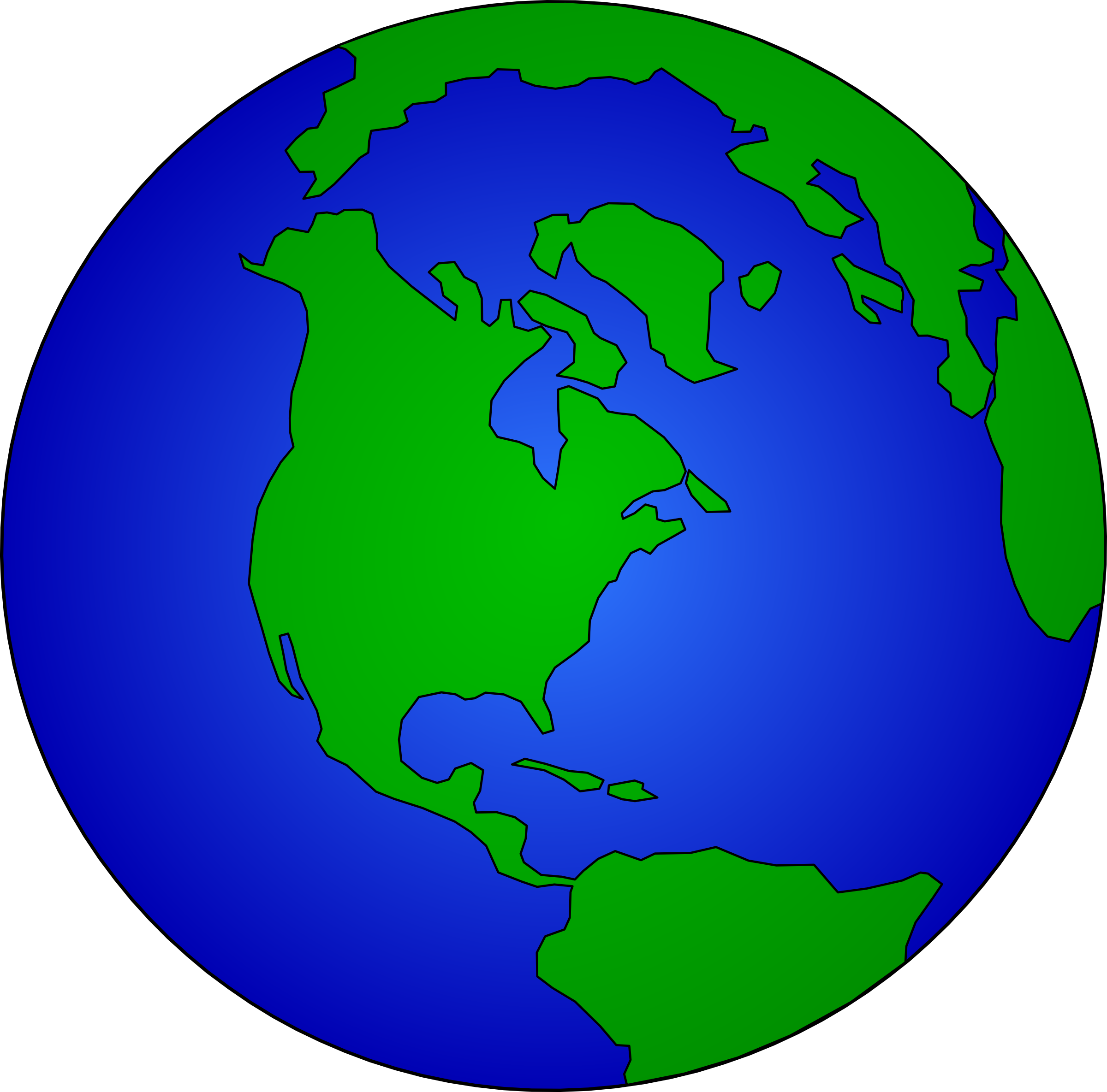 Pictures Of Earth To Color.