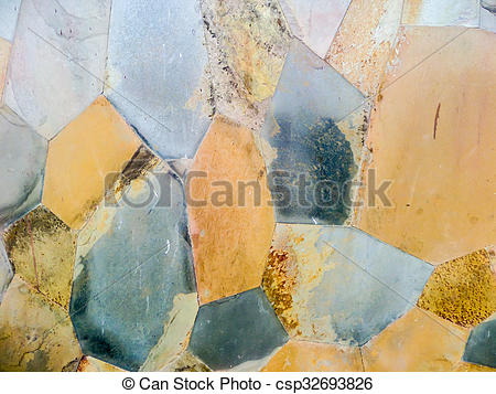 Stock Photo of earth tone color on stone background from nature.