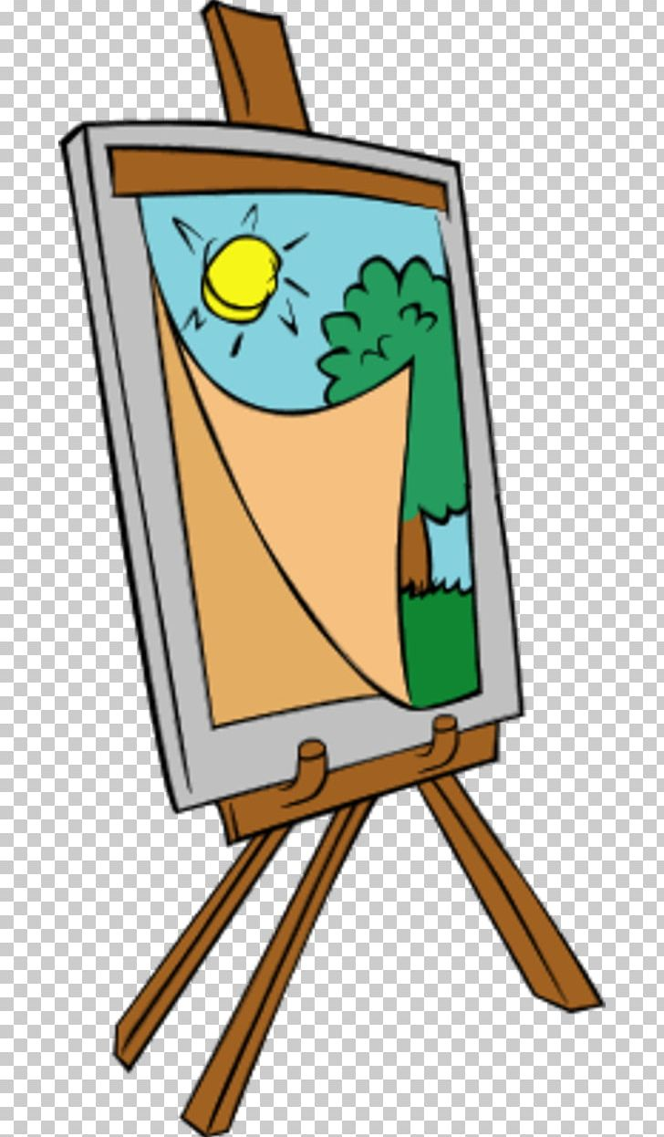 Painting Easel PNG, Clipart, Art, Artwork, Cartoon, Clipart, Clip.