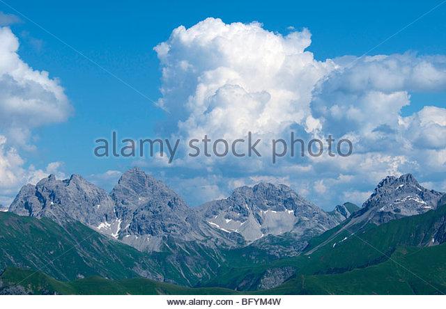Allgaeuer Alpen Stock Photos & Allgaeuer Alpen Stock Images.