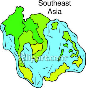 Clipart south east asia.