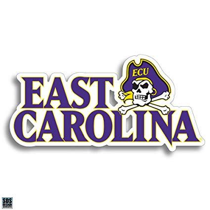 Amazon.com: East Carolina Pirates 6\
