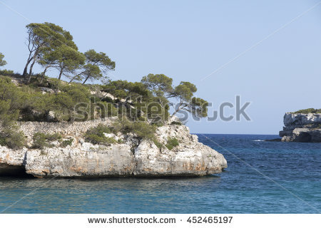 Majorca Sandy Beach Stock Photos, Royalty.