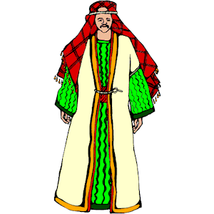 Middle eastern clipart.