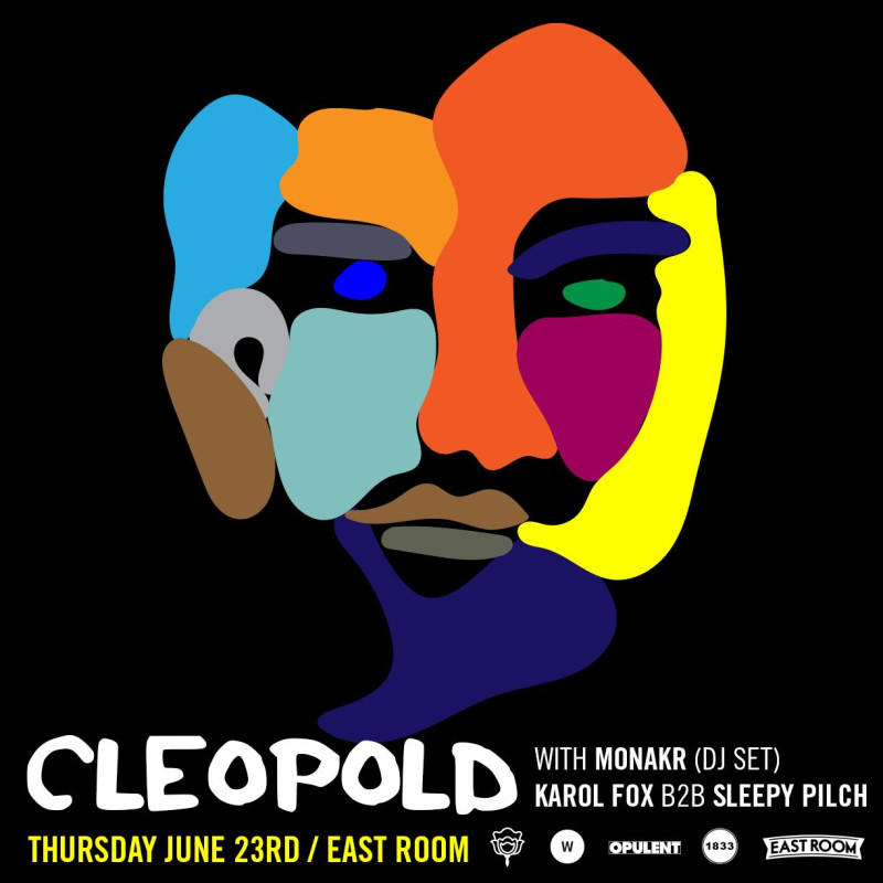 CLEOPOLD in Chicago at East Room.