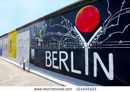 Berlin August 01 Typical Grunge Art Stock Photo 118760119.