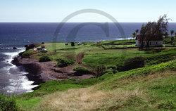 Hawaiian Island View Â.