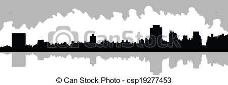 Clipart Vector of Upper East Side.