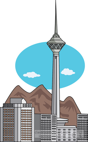 East tower clipart #12