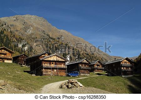 Stock Images of Austria, East Tyrol.