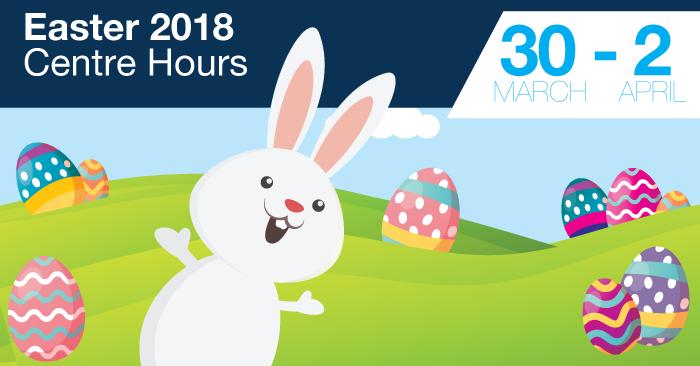 Easter Centre Information.