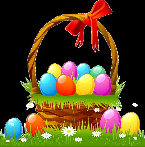 Easter Basket Clipart & Easter Basket Clip Art Images.