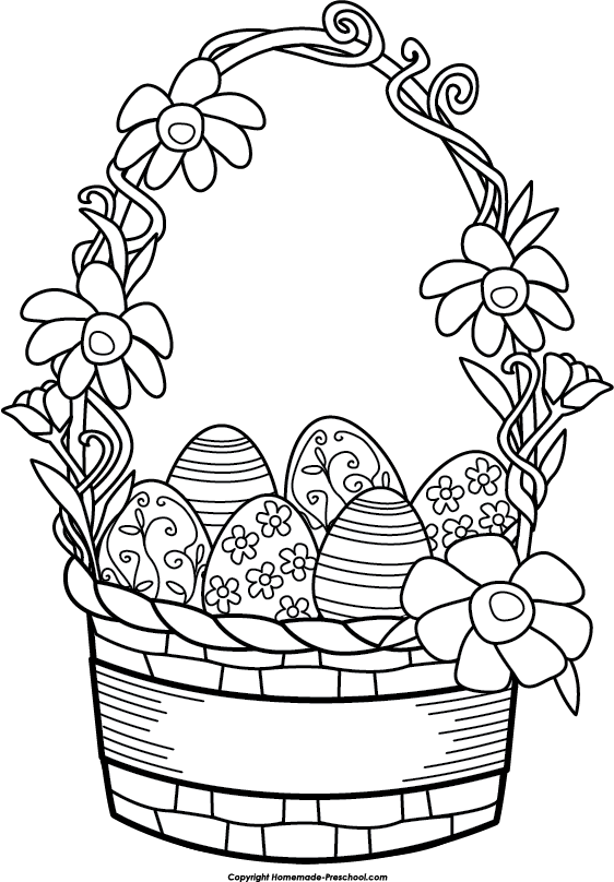 Free Easter Basket Clipart, Download Free Clip Art, Free Clip Art on.