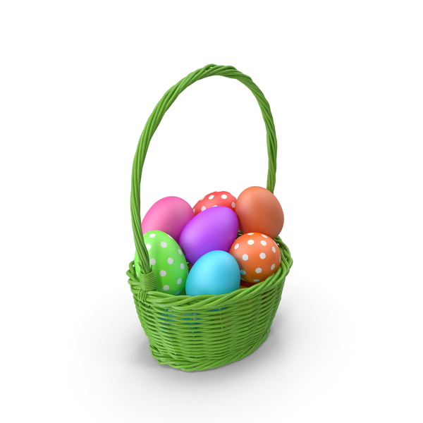 Easter Basket PNG Images & PSDs for Download.