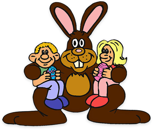 Free Easter Clipart.