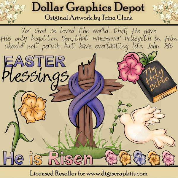 Easter Blessings 1.